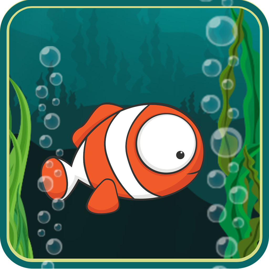 Fish Adventure Flappy Game of Skill PRO