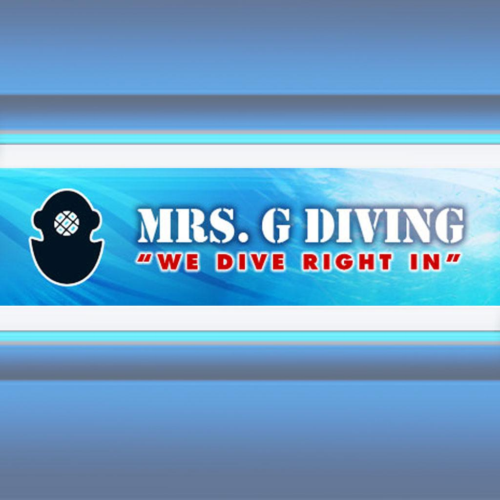 Mrs G Diving